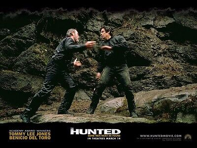 The Hunted (DVD, 2003, Full Frame, Checkpoint)