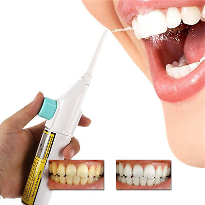 40 ml Portable Dental Flosser Oral Water Shot Tooth Pick Braces Cleaning Flusher
