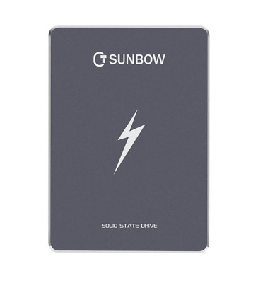 Sunbow 120 GB 240 GB 480 Go avec 128 m Cache SATAIII SSD (solid State Drive)