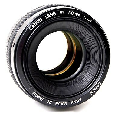 Canon EF 50mm 1:1.4 Ultrasonic USM