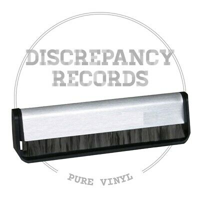 Anti-Static Carbon Fiber Record LP Vinyl Brush brand new FREE DELIVERY