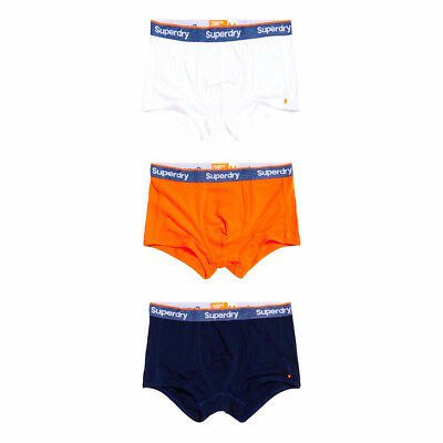 Lot De 3 Boxers Sport Trunk Superdry