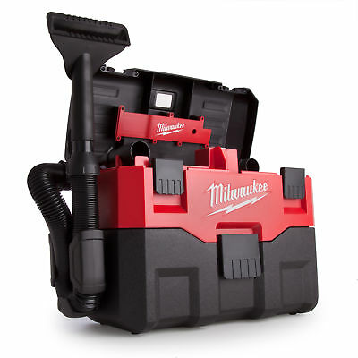 Milwaukee M18VC-0 Wet / Dry Vacuum 7.5 Litres (Body Only)