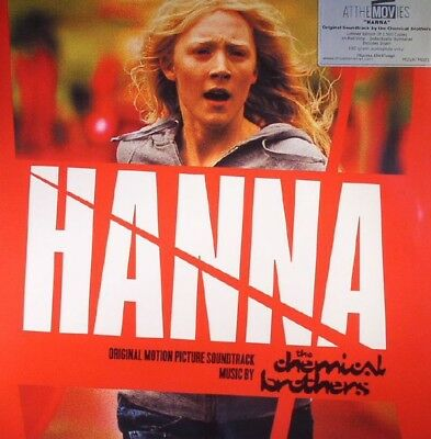 Hanna - Original Motion Picture Soundtrack Music By The Chemical Brothers VINYL