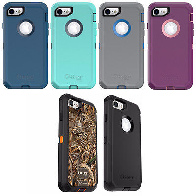 """OtterBox Defender Series For iPhone 7 & iPhone 8 (4.7"""") Phone Case (No Clip)"""