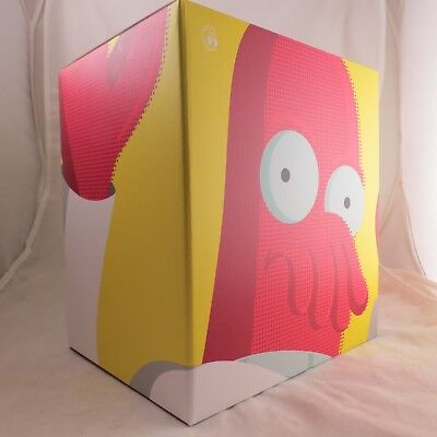 Futurama Dr. John Zoidberg KidRobot 6-inch vinyl collectible figure new in box