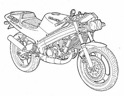 Manuale Officina Cagiva Mito 125 R Workshop Manual Service Repair Moto Cd