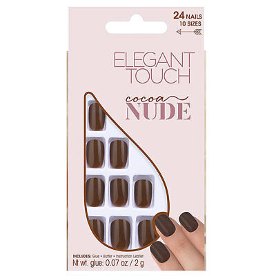 Elegant Touch Cocoa Nude