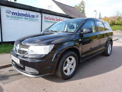 2009 Dodge Journey 2.4 SE LPG FITTED  7 SEATER ONE OWNER 5 door MPV