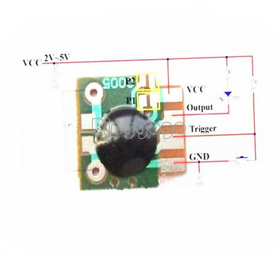 10Stks  Multifunction Delay Trigger Timing Chip Module Timing 2s -1000h Timer IC
