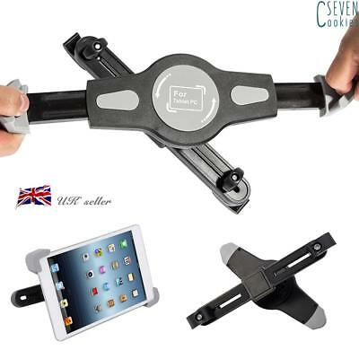 """Universal Headrest Seat Car Holder Mount for iPad 1 2 3 4, Air & 10"""" Tablets UK"""