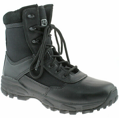 Mens Grafters Combat Cadet Boots Size Uk 3 - 12 Non-Metallic Tactical M489A Kd