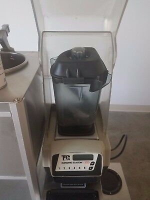 Vitamix Touch n Go VMO115A Commercial Blending Station
