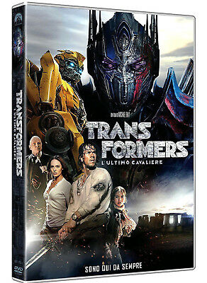 TRANSFORMERS 5: L'ULTIMO CAVALIERE (DVD) Mark Wahlberg