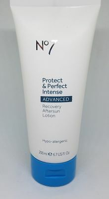 No7 Protect & Perfect Intense ADVANCED Recovery Aftersun Lotion XL Size 200ml