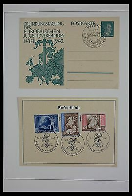 Lot 27748 Collection stamps of Europa Cept 1942-2006.