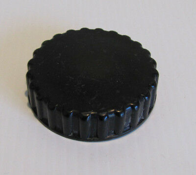 Original Packard Wallbox Jukebox Black Bakelite Side Turning Knob