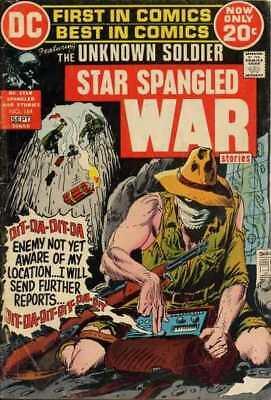 Star Spangled War Stories (1952 series) #164 in Very Good + condition