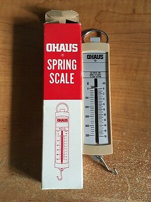 Scale OHAUS New Old Stock in Box