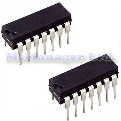 2x LM324 Quad Op/Operational Amplifier IC