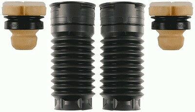 MERCEDES E320 W211 Shock Absorber Dust Cover Kit Front 3.2 3.2D 02 to 08 Protect