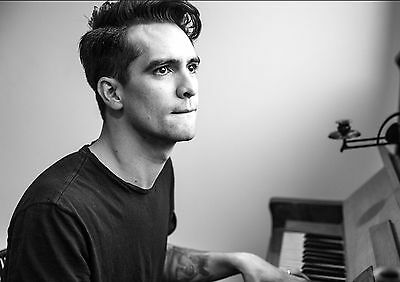 BRENDON URIE Panic! At The Disco POSTER PRINT PHOTO PICTURE A4 A3 HIGH QUALITY