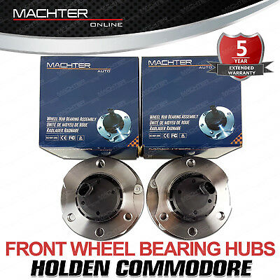 Genuine Machter for Holden Commodore VT-II VX VY VZ Front Wheel Hubs Bearing ABS