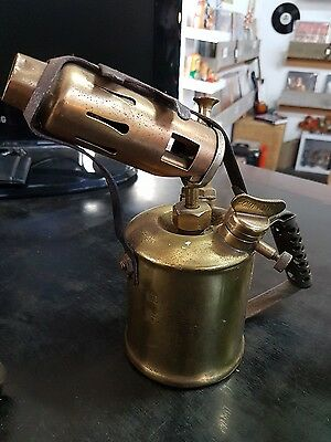 Companion  Brass Blowtorch
