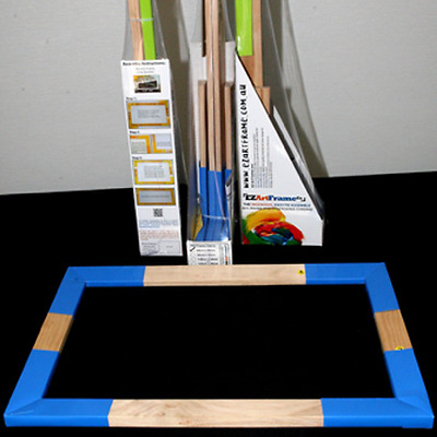 EZ Art Frame Co - Easy Assembly Artists' Canvas Stretcher Bars & Frames