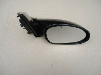 Holden Commodore VT VX Wing Mirror RHS Driver Black Outside