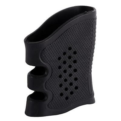 Black Glock Rubber Glove Anti Slip Holster Tactical Grip Cover Sleeve Hot Sale