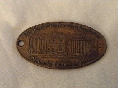 vintage daughters of the american revolution charm SALE MAKE OFFER