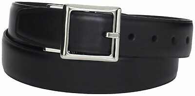Chaps Reversible Faux Leather Belt Black Brown Boys size XS S L XL NEW