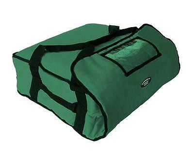 """Pizza Delivery Hot Bag (Holds up to Four 16"""" or Three 18"""" Pizzas) GREEN"""