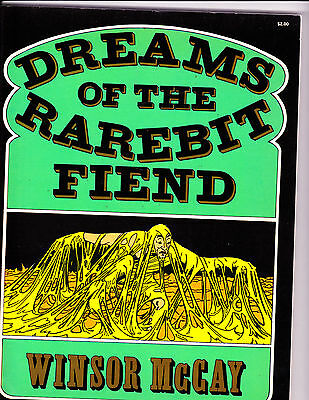 Dreams Of The Rarebit Fiend -1973-Strip Reprints Soft Cover