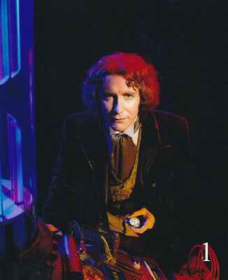 PAUL McGANN SIGNS FOR YOU - DOCTOR WHO, ALIEN 3 & WITHNAIL & I - RARE!!!!!!!