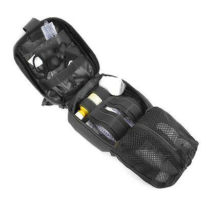 Outdoor Durable Tactical Package First Aid Kit Medical First Aid Utility Pouch