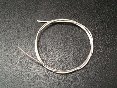 Solid Sterling Silver Hard Drawn Wire
