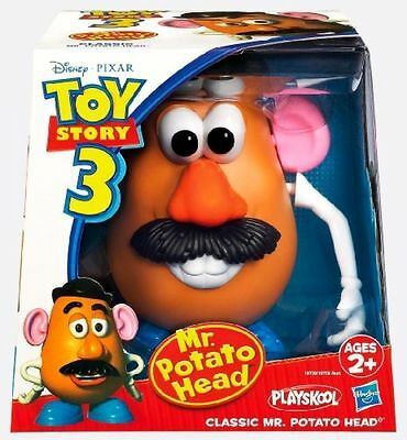 DISNEY PIXAR TOY STORY 3: MR. POTATO HEAD CHARLY NASEWEIS ZUM UMBAUEN - 20 cm