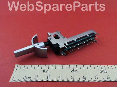 Vintage Function Switch 3 Positions For Sanyo L50/210