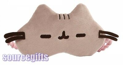 New * Eye Mask * Pusheen Sleeping Mask   By Gund Fast And Free Post 4053808