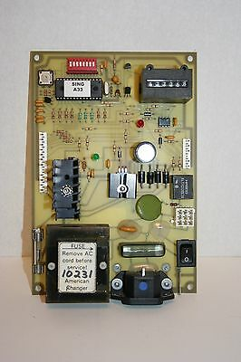 Legacy American Changer Pulse Control Board for AC 1001 AC 1005