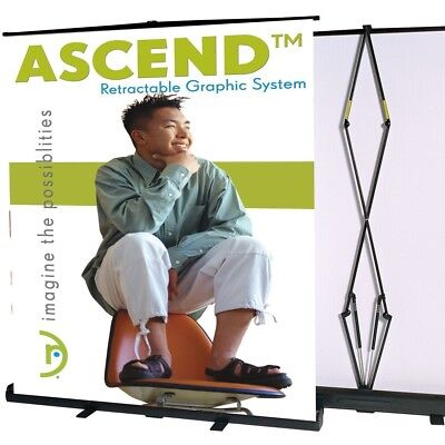 Ascend Banner Stand
