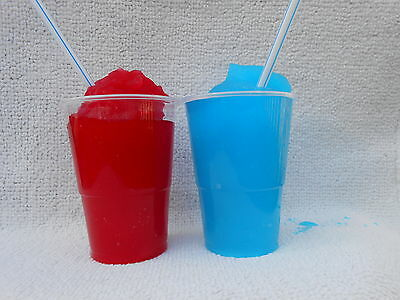 6 to  1  SLUSH SYRUP         MADE WITH BRITISH SUGAR