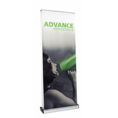 Orbus Advance Double-Sided Retractable Banner Stand