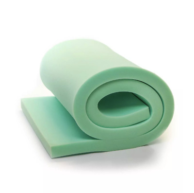 NEW G-30 Green High Density Medium Soft Foam 4x24x84