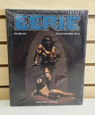 Eerie Archives Volume 6 Hardcover NEW & SEALED HC Book