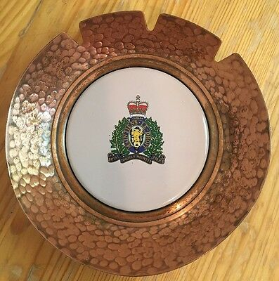 """RCMP Solid Copper Astray 5"""""""