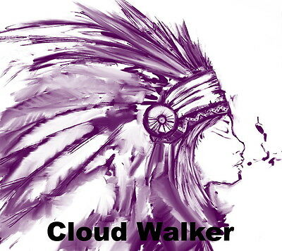 Cloud Walker Puff Organic Alternative Smoking Smoke Herbal Herb Tea ~ Sleep Well