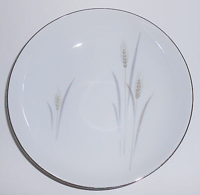 Fine China of Japan Platinum Wheat Vegetable Bowl